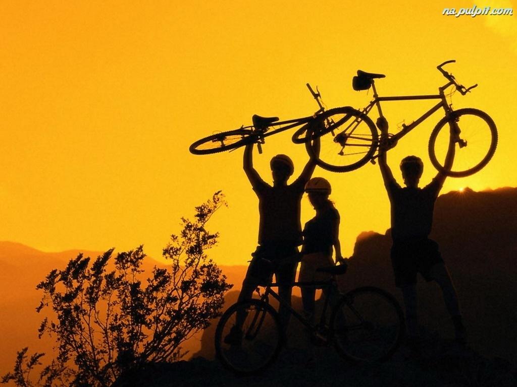Rower, zwycięstwo